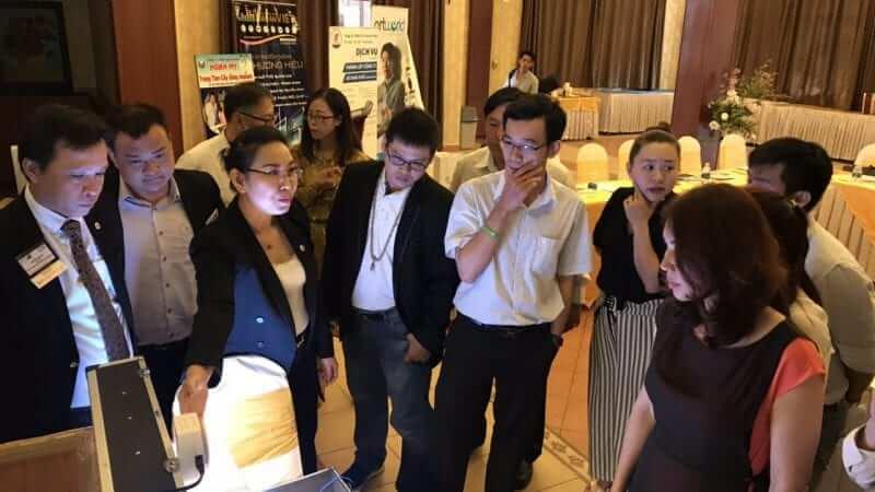 BOXX Việt Nam Giới Thiệu Sản Phẩm OnSky Tại BNI HITEK CHAPTER