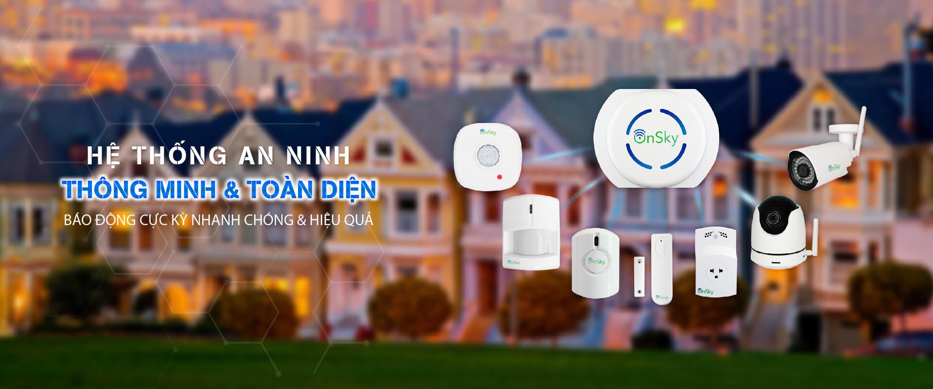 Banner Smart Home